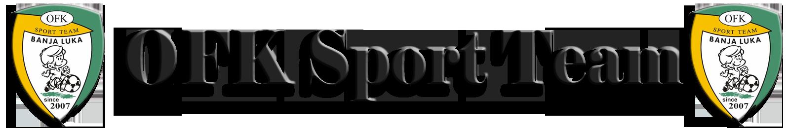 OFK Sport Team Logo